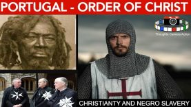 PORTUGAL – THE ORDER OF CHRIST – DARK AGES