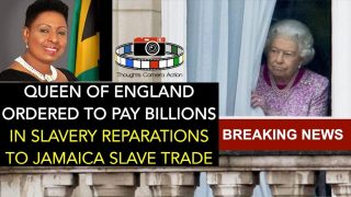 🇬🇧 Queen of England ordered to pay billions in slavery
