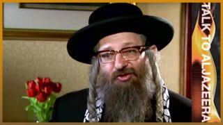 Rabbi Dovid Weiss: Zionism has created 'rivers of blood' |