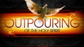 We need an Outpouring of Yah's Spirit