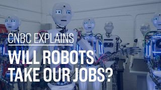 Will robots take our jobs? | CNBC Explains