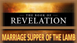 Are you preparing for the Marriage Supper of the Lamb