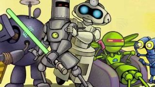 Nanobots by Chris Gall Official Book Trailer