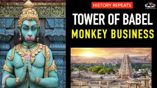 TOWER OF BABEL – MONKEY BUSINESS – HISTORY REPEATS