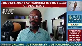 Do You Have The Spirit Of Yahusha? Part 2: Understanding The End Times