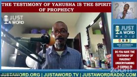 Do You Have The Testimony Of Yahusha? Understanding 2 Esdras 15