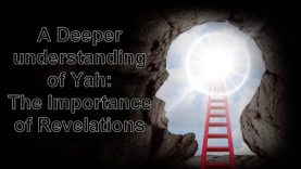A Deeper understanding of Yah: The Importance of Revelations
