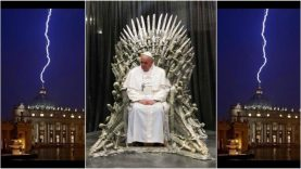 End Times prophecy Francis the last pope ?