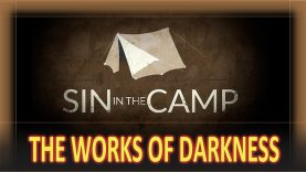 Have no fellowship with the unfruitful works of darkness