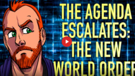 THE AGENDA IS ESCALATING: THE NEW WORLD ORDER [2021-09-11] – DAVE CULLEN (VIDEO)