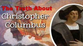 Scrappy Columbus Day! The truth about Christopher Columbus