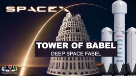 TOWER OF BABEL 'DEEP SPACE' FABEL